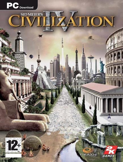Civilization Iv 4 Pc - 100% Original (steam Key)