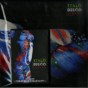 Ítalo Disco Legacy (vinil Colorido 2x12 Lp + Dvd + Mp3)