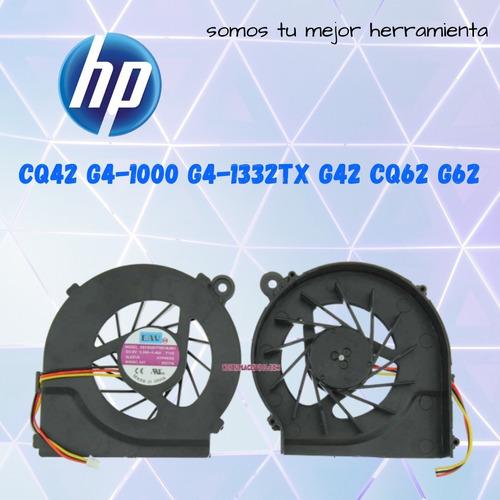 Fan Cooler Hp Compaq Cq42 G42 Cq62 G62  G7 G4 G6 40trump Tru