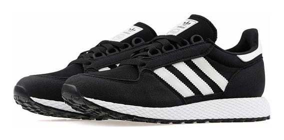 Tenis adidas Originals Forest Grove Ee6557 Black White