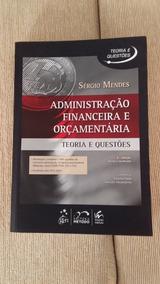 Administração Financeira E Orçamentária - Teoria E Questões