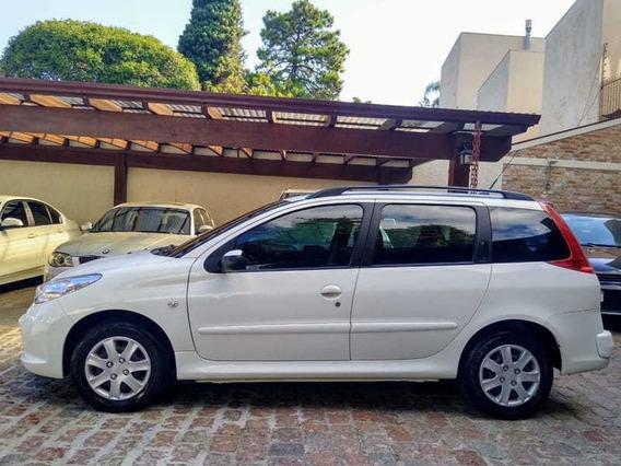 Peugeot 207 Sw Xr 1.4 8v Flex 4p