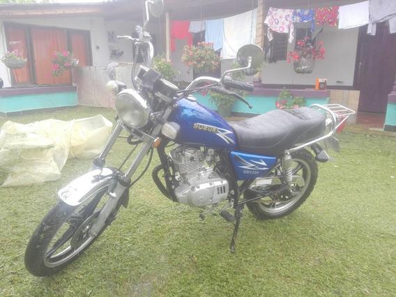 Gn 125 Suzuki