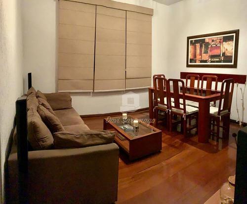 Imagem 1 de 30 de Apartamento À Venda, 91 M² Por R$ 350.000,00 - Vital Brasil - Niterói/rj - Ap0817