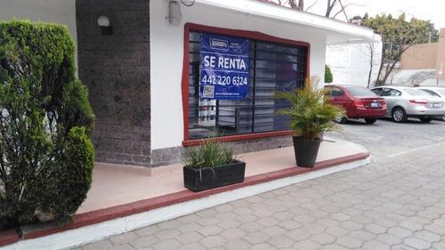 Imagen 1 de 7 de Local Comercial En Renta, Querétaro, Querétaro