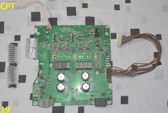 Sony Shake 2000 - Placa Amplificada Com Dissipador