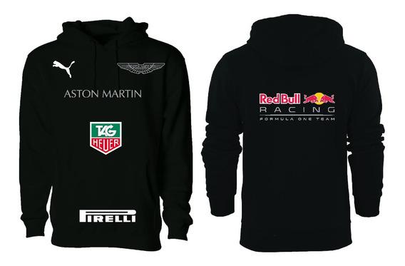 Sudadera Diseños Formula 1 F1 Gran Premio Aston Martin