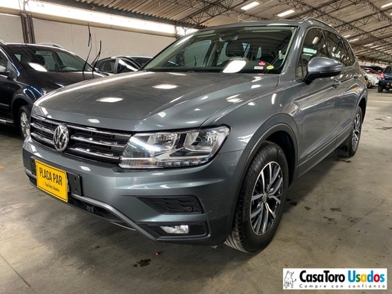 Volkswagen Tiguan All Space Trendline 2000cc 2018