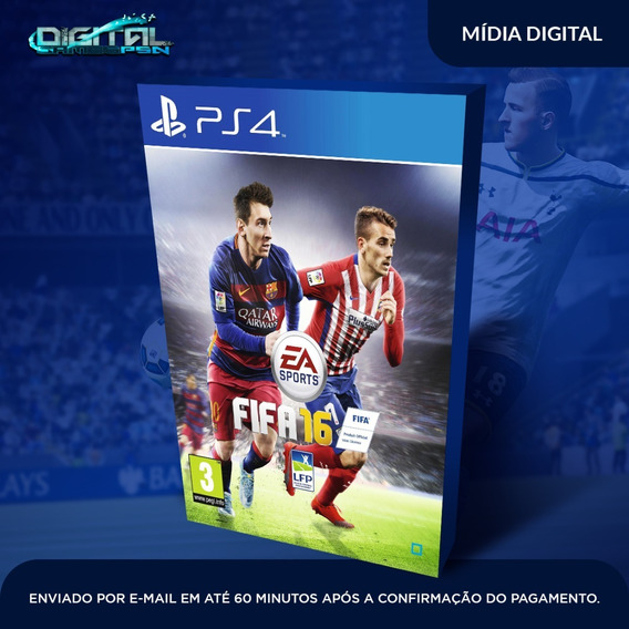 Fifa 16 Ps4 Psn Envio Imediato Pronta Entrega Original
