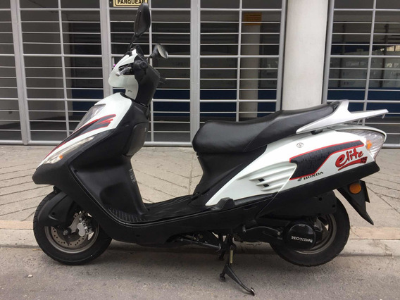 Moto Honda Elite 125, Barata, $1
