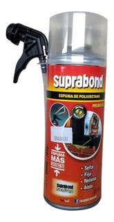 Espuma De Poliuretano Expandido Premium X 300ml Suprabond