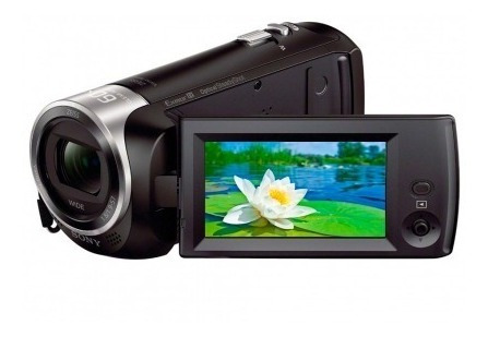 Filmadora Sony Hdr-cx405 . Preto Novo Lacrado Com Nota