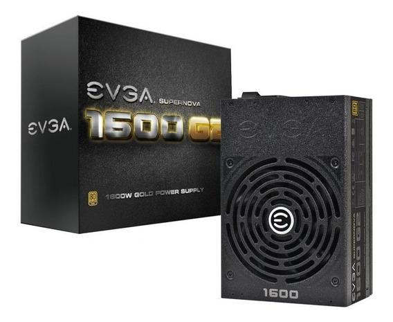 Fonte Evga 1600w Modelo 120-g2-1600-x1 Tipo Atx12v/eps12v