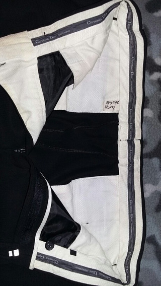 Pantalon De Vestir Traje Ona Saenz Hombre