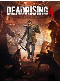 Dead Rising 4 (mídia Física) Pc - Dvd Frete Gratis