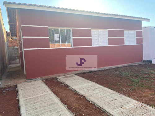 Casa Com 3 Dormitórios À Venda, 58 M² Por R$ 220.000,00 - Jardim Califórnia - Sorocaba/sp - Ca0016