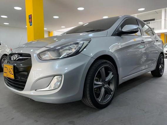 Hyundai I25 Accent Gl 2015 1.600 F.e. A.a.