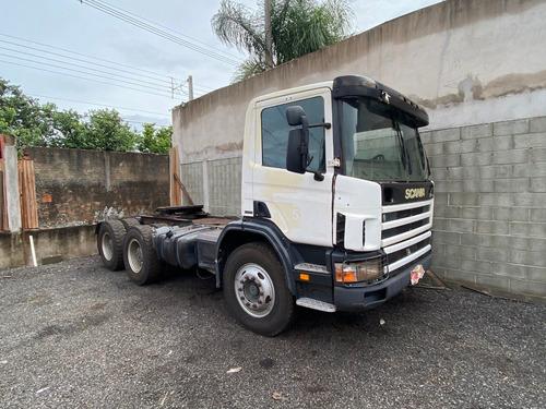 Scania 420 Traçada 6x4