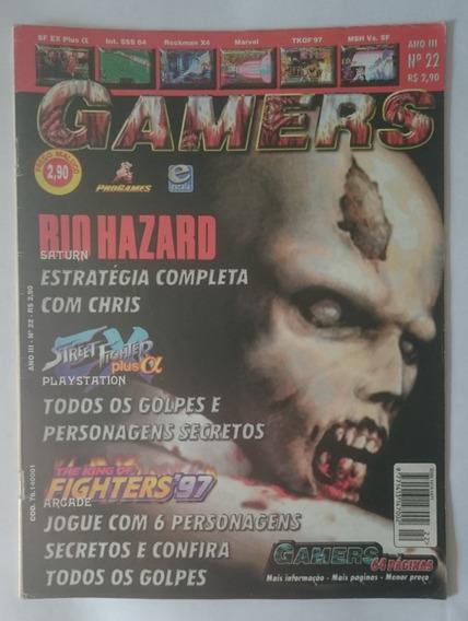 Revista Gamers 22