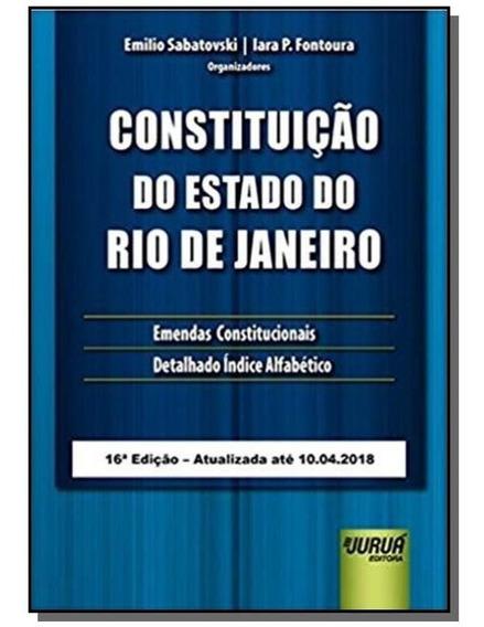Constituicao Do Estado Do Rio De Janeiro