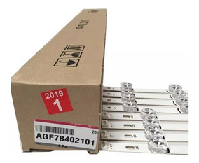 Barra Kit Led Tv Lg 42lb6500 42lx330c 42ly340c Novo Original
