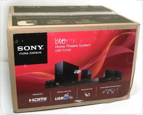 Imagen 1 de 4 de Home Theater 5.1 Sony Dav-tz140