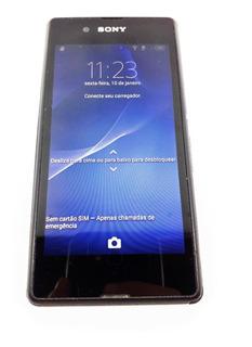 Celular Sony Xperia E3 Dual 3g Wifi Bluetooth Android 4.4.4