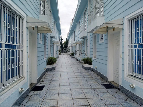 Casa À Venda Em Vila Da Saúde - Ca001963