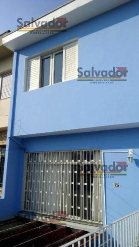 Sobrado Na Vila Santo Estéfano  -  São Paulo - 6817