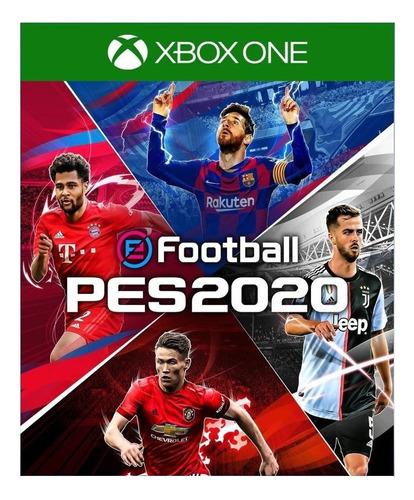 Imagen 1 de 3 de Pro Evolution Soccer 2020 Standard Edition Konami Digital Entertainment Xbox One Digital