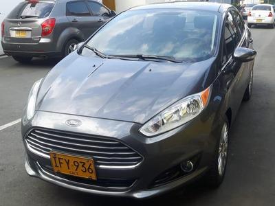 Ford Fiesta Titaniun