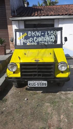 Dkw Jeep Candango