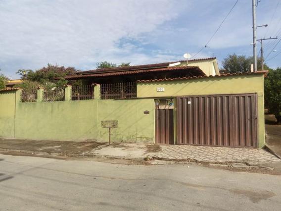 Casa Com 3 Quartos Para Comprar No Natividade Em Florestal/mg - 1910
