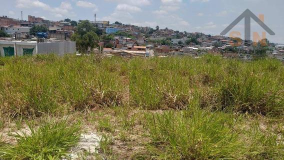 Terreno À Venda, 140 M² Por R$ 55.000 + Parcelas - Jardim Nazaret - Guarulhos/sp - Te0099