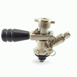 Válvula Extratora P/ Chopp Tipos (keg)+tampa P/ Carbonatação
