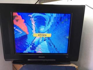 Televisión Philips 21 Pulgadas