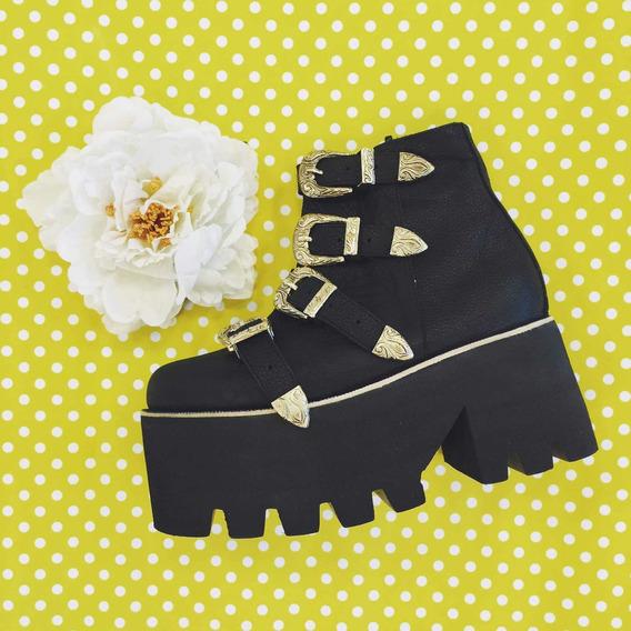 Borcegos Zapatos Sofia De Grecia