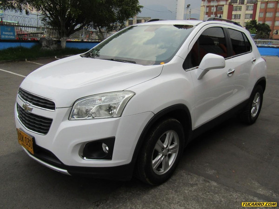 Chevrolet Tracker Lt / At 1.8 Minut Ful Equipo