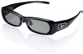 Óculos Ativo 3d Plasma Lg Ag-s250 Original Novo