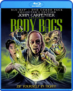 Blu-ray : - Body Bags (with Dvd, Collector
