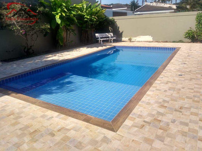 Casa De Condomínio Com 3 Dorms, Acapulco, Guarujá - R$ 1.5 Mi, Cod: 744 - V744