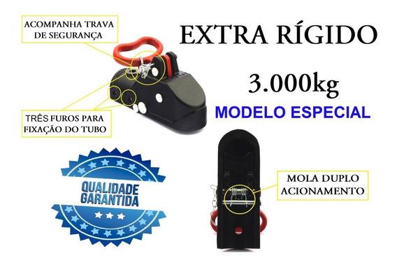 Munheca Especial 3000kg Engate Rápido Carretinha Reboque