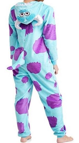 Pijama Para Mujer Enterizo Disney Monsters Inc