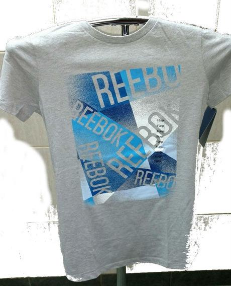 Remera L Reebok Original Importada Usa Oferta