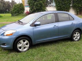 Toyota Yaris Sedan Premium Aut 2007