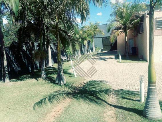 Salão À Venda, 79649 M² Por R$ 2.500.000,00 - Loteamento Dinorá Rosa - Sorocaba/sp - Sl0438