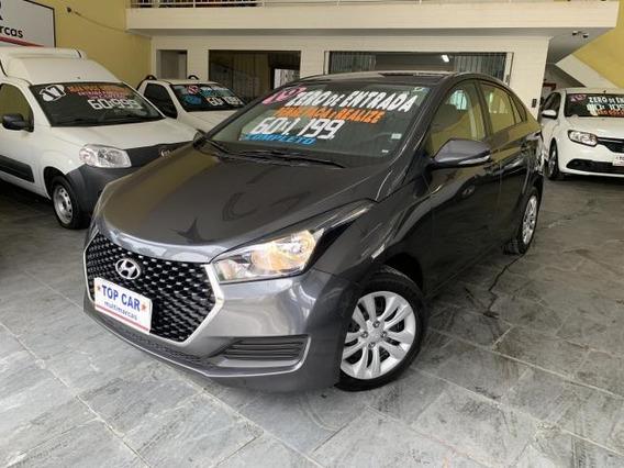 Hyundai Hb20s 1.0 Comfort Plus - 2019 - Sem Entrada