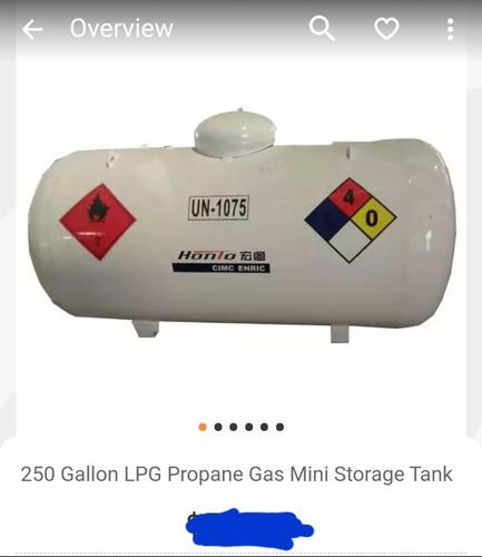 Tanque De Gas Glp