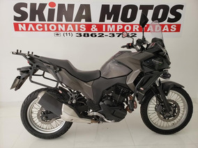 Kawasaki Versys X300 2018 Único Dono Preto