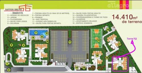 Apartamento Com 3 Dormitórios À Venda, 63 M² Por R$ 382.000,00 - Pirituba - São Paulo/sp - Ap2385